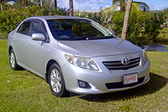 Toyota Corolla Car Rental