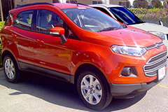 Ford Eco Rental